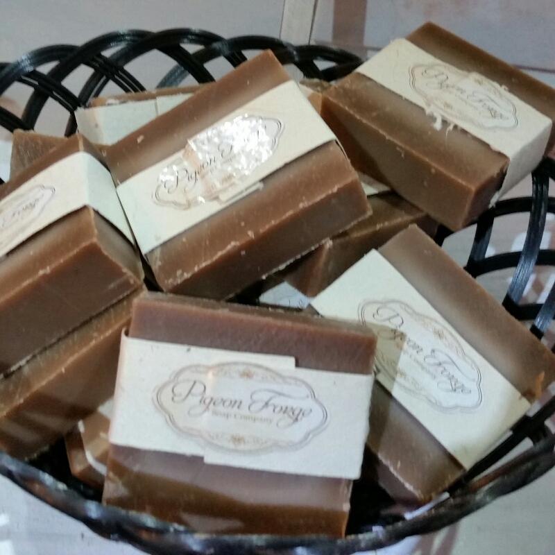 Vanilla Oatmeal Soap