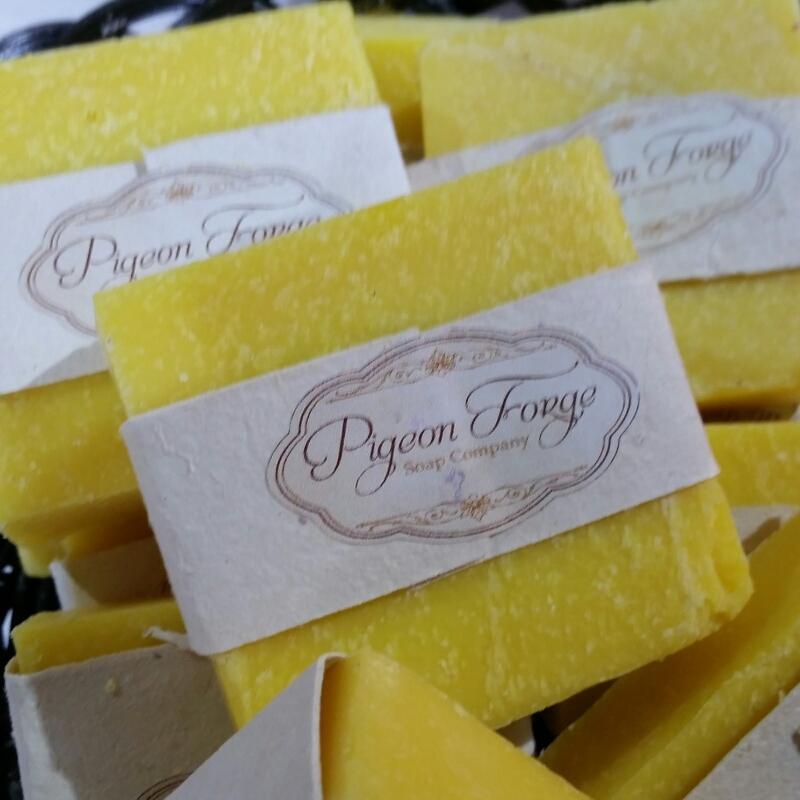 Island Citrus Soap
