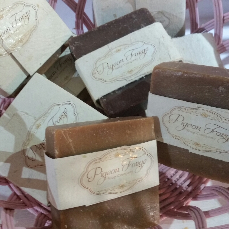 French Vanilla Biscotti Soap