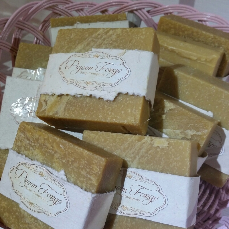 Banana Coconut  Soap