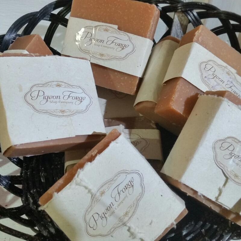 Almond Coconut Soap