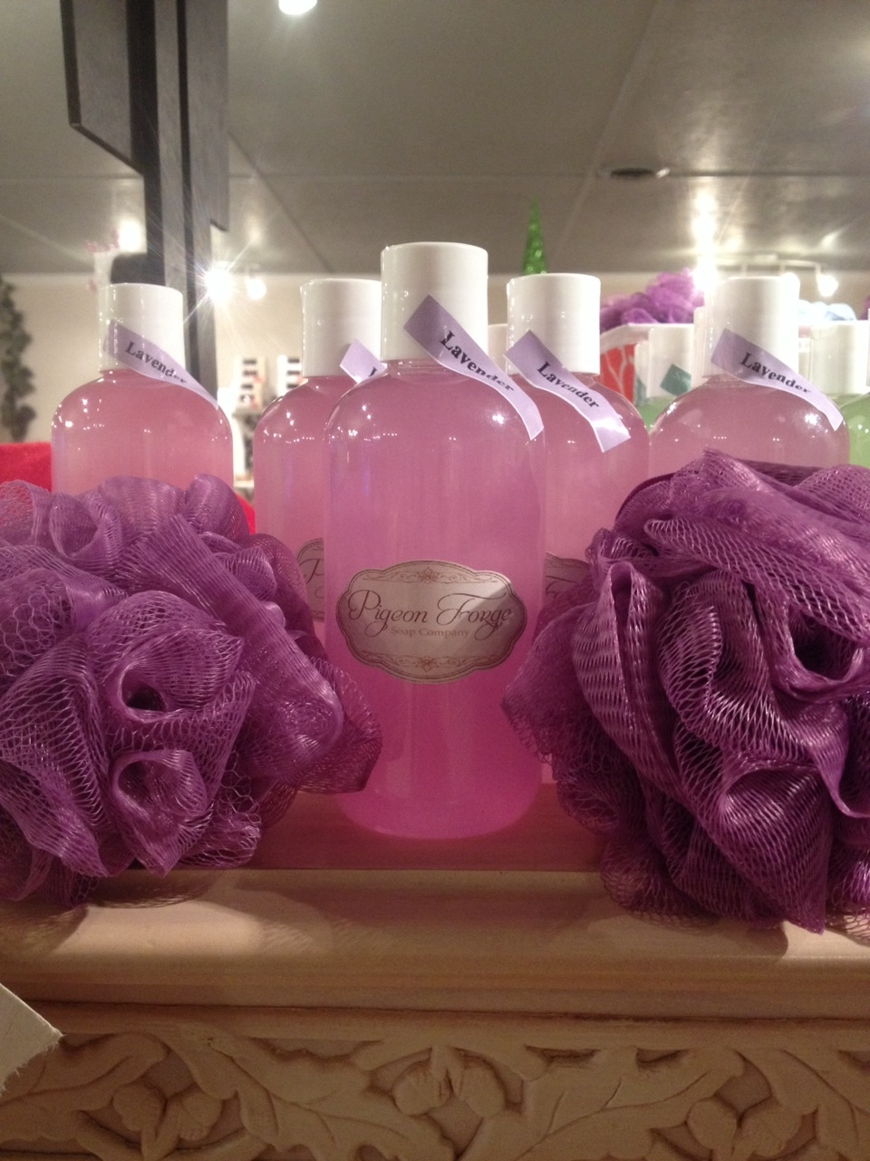 Lavender Bubble Bath
